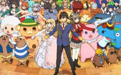 Amagi Brilliant Park Season 2