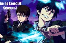 Ao no Exorcist Season 3