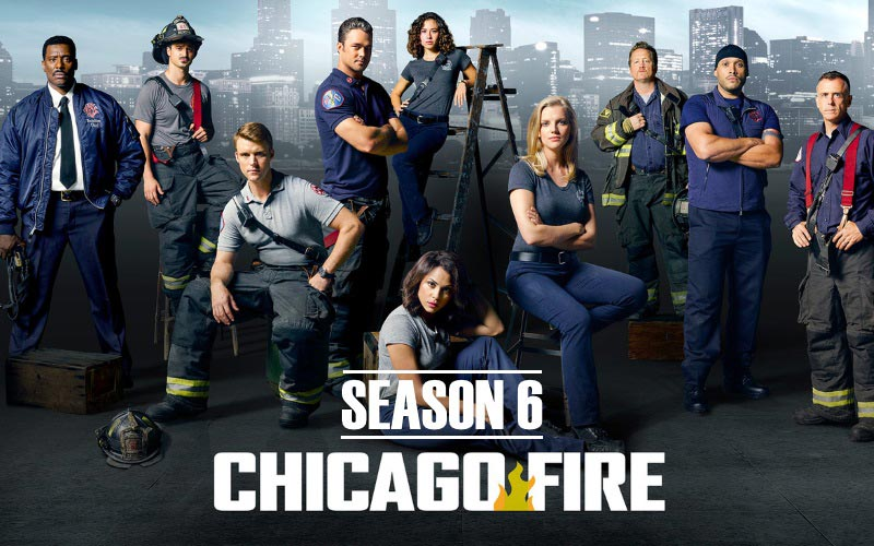Chicago Fire Staffel 6 Free Tv
