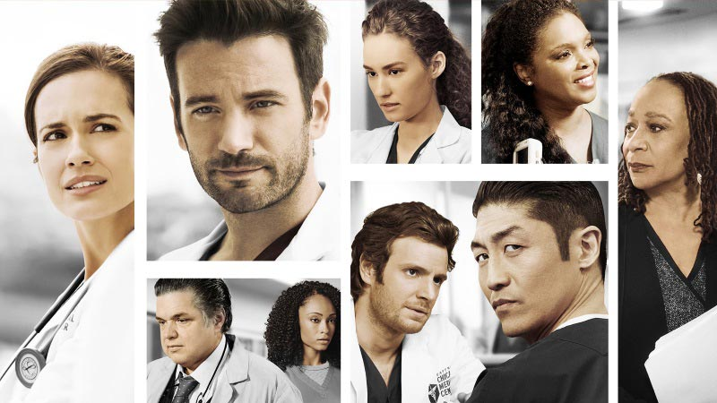 Chicago Med Season 3 Cast