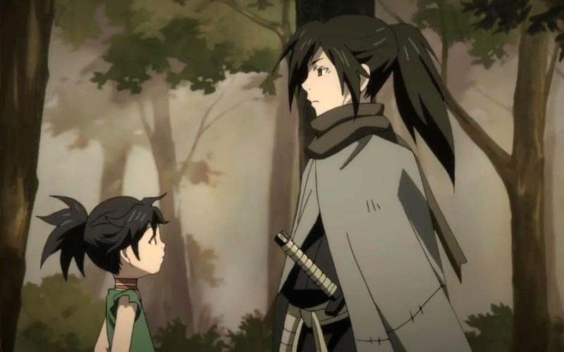 Dororo and Hyakkimaru