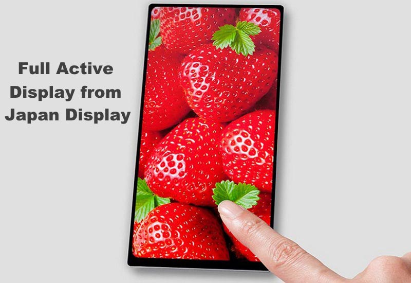 Full Active display