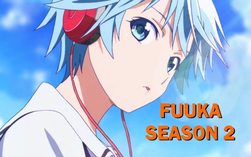 Fuuka Season 2