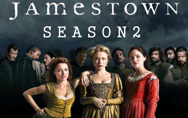 Jamestown Season 2 release date