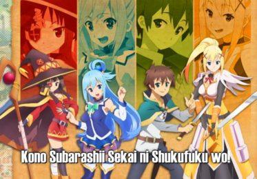 Kono Subarashii Sekai ni Shukufuku wo Season 3