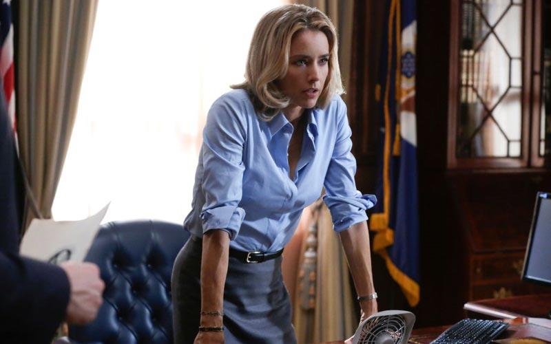 Elizabeth McCord - Madam Secretary -
