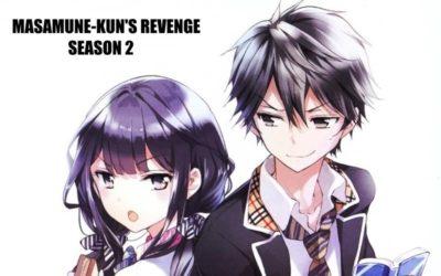Masamune-kun's Revenge Season 2
