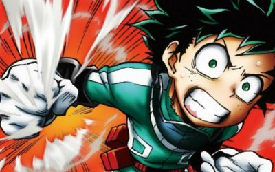 My Hero Academia Season 3 Izuku Midoriya