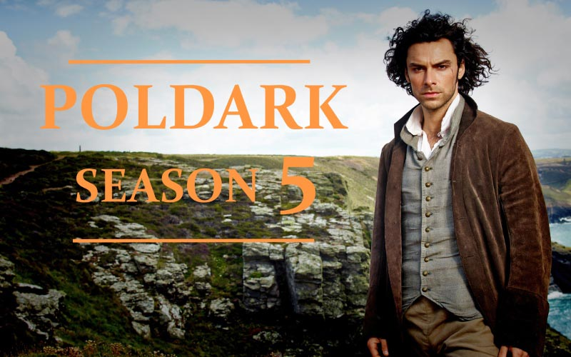 Poldark Season 5 release date