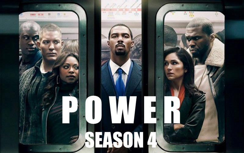 Power Season 4, release date, official trailer and posters