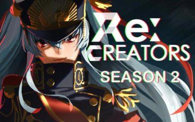Re:Creators Season 2