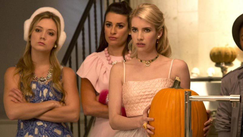 scream queens staffel 3