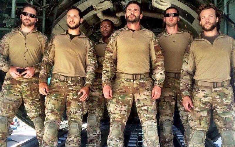 sixth detachment of SEALs