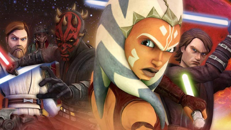 Star Wars: The Clone Wars Season 7 Storyline