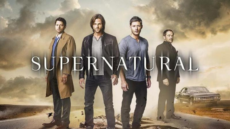 Supernatural Season 15 Cast