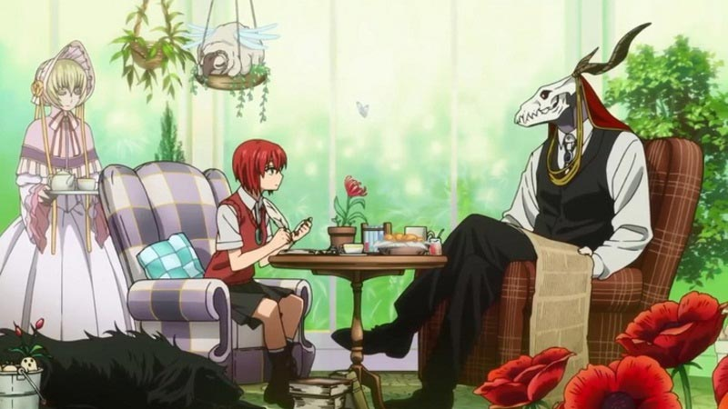 The Ancient Magus Bride: Chise Hatori and Elias Ainsworth