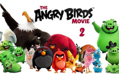 The Angry Birds Movie 2 (2018)