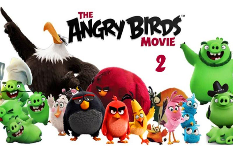 The Angry Birds Movie 2 2018