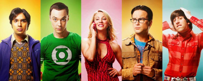 The Big Bang Theory Main Heroes