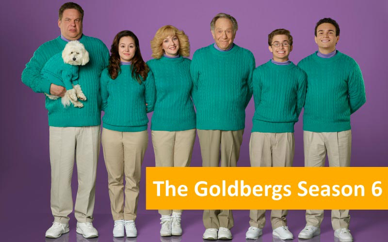 The Goldbergs family