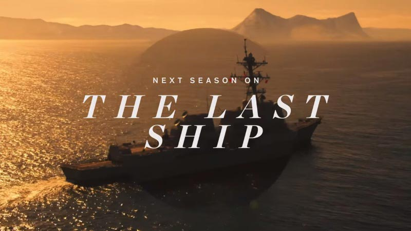 Nathan James / The Last Ship