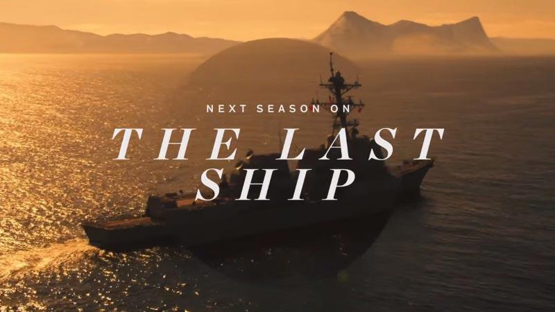 Nathan James / The Last Ship