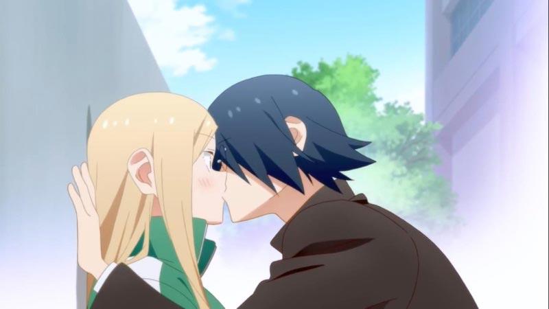 Anime Tsurezure Children