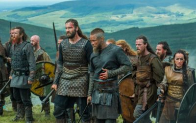 Vikings and Ragnar Lothbrok