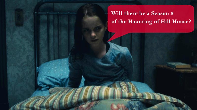 Will there be a Season 2 of the Haunting of Hill House