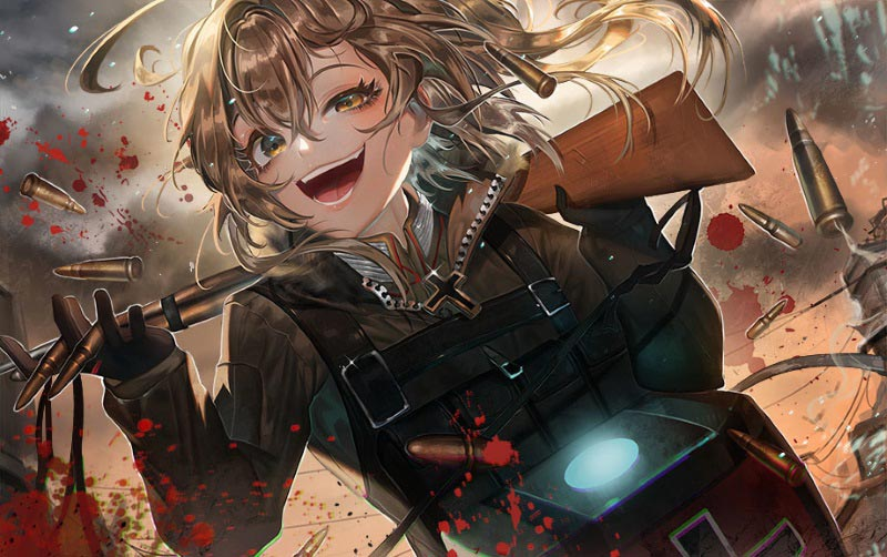 Youjo Senki: Saga of Tanya the Evil Season 2