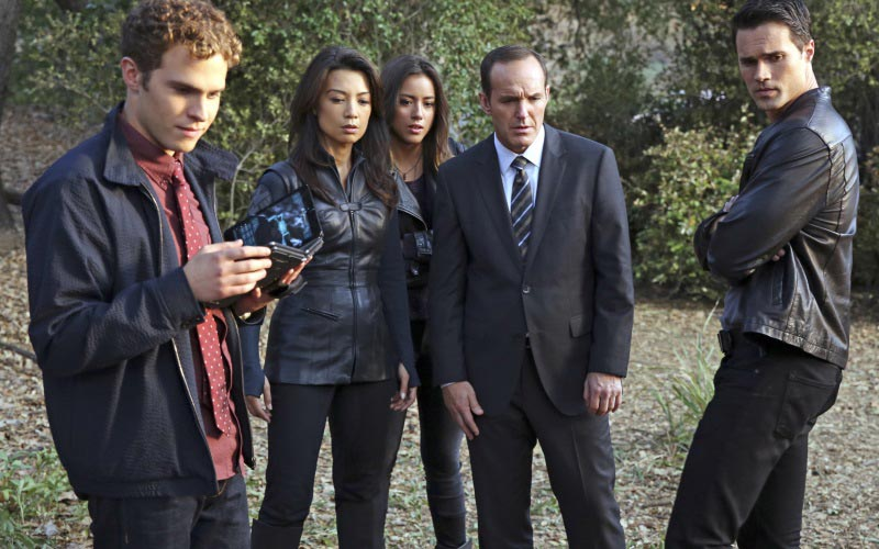 Agents of S.H.I.E.L.D storyline