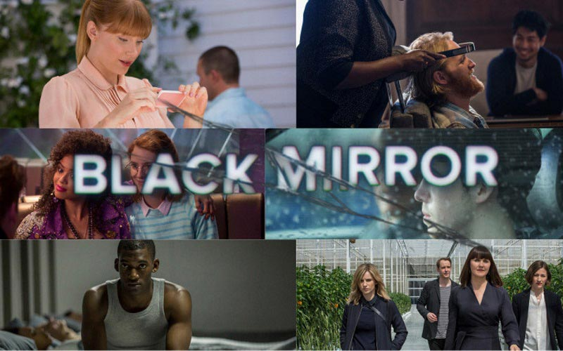 Black Mirror Season 4, release date