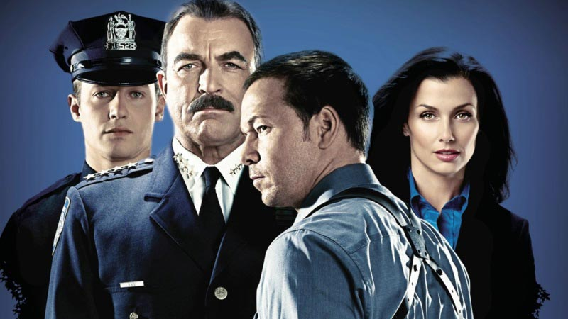 Blue Bloods Season 8 from CBS