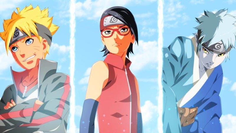 Boruto: Naruto Next Generations, release date, trailer and