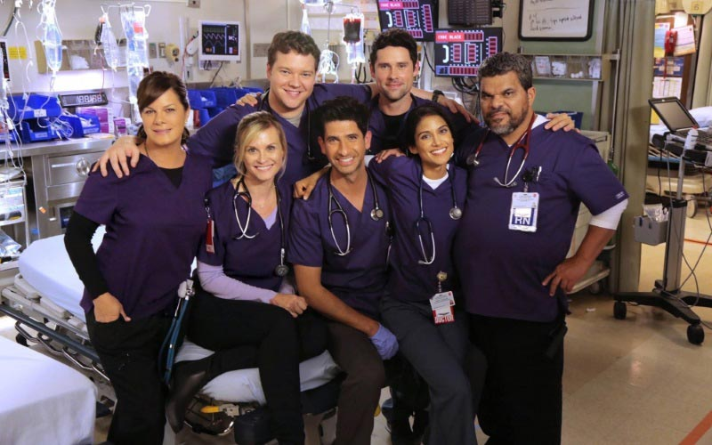 Code Black Season 3 cast