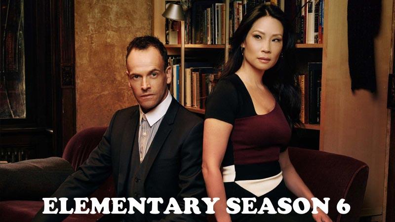 Elementary Season 6, release date