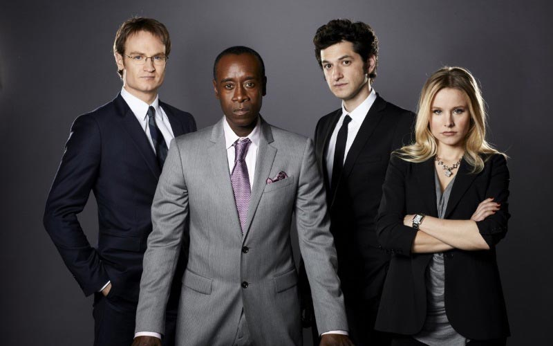 House of Lies Cast