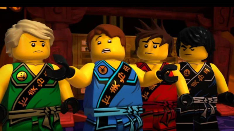 Lego Ninjago Masters of Spinjitzu Season 8, release date ...