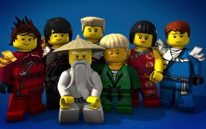 Lego Ninjago Masters of Spinjitzu Season 8