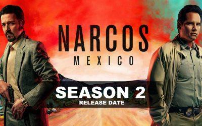 Narcos: Mexico Season 2