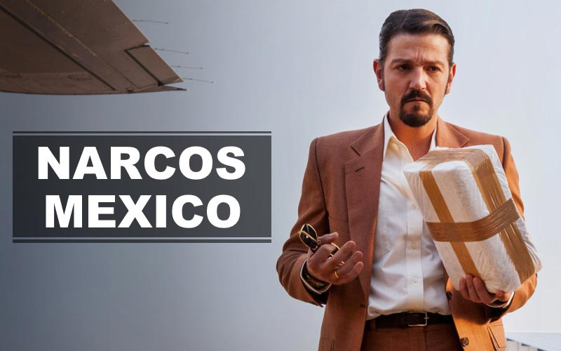 Narcos: Mexico Season 2 Miguel Ángel Gallardo