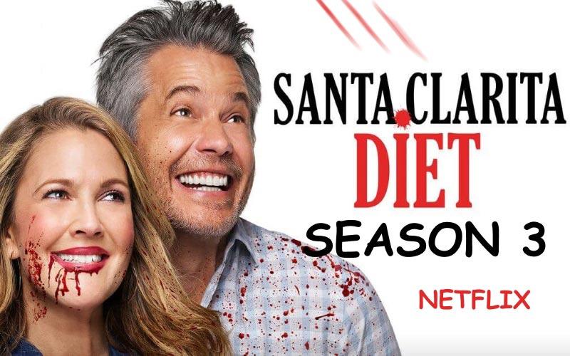 Santa Clarita Diet Season 3 release date