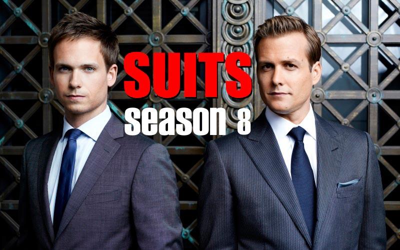 Suits Season 8, release date