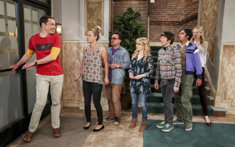 The Big Bang Theory Season 12 storyline