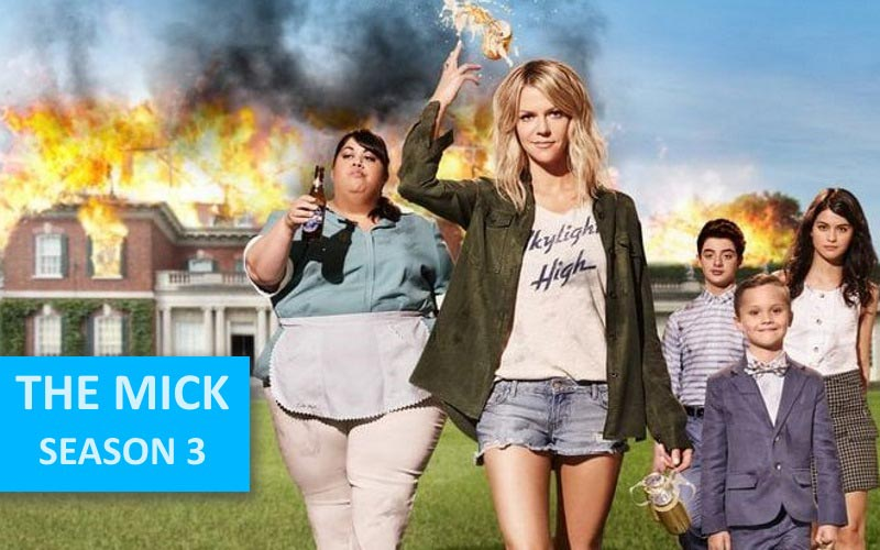 The Mick Season 3 release date